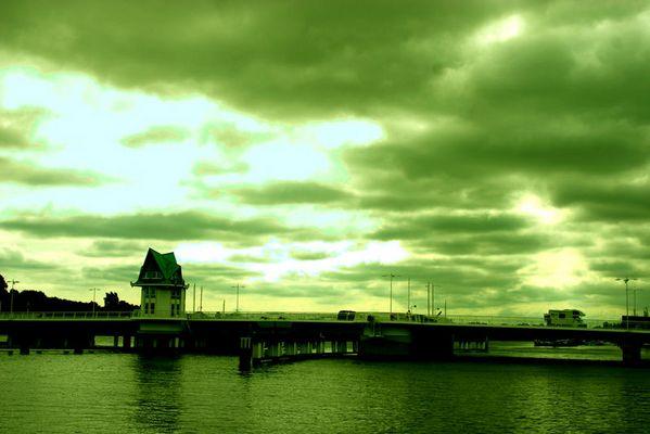 Der Kutterhafen von Kappeln