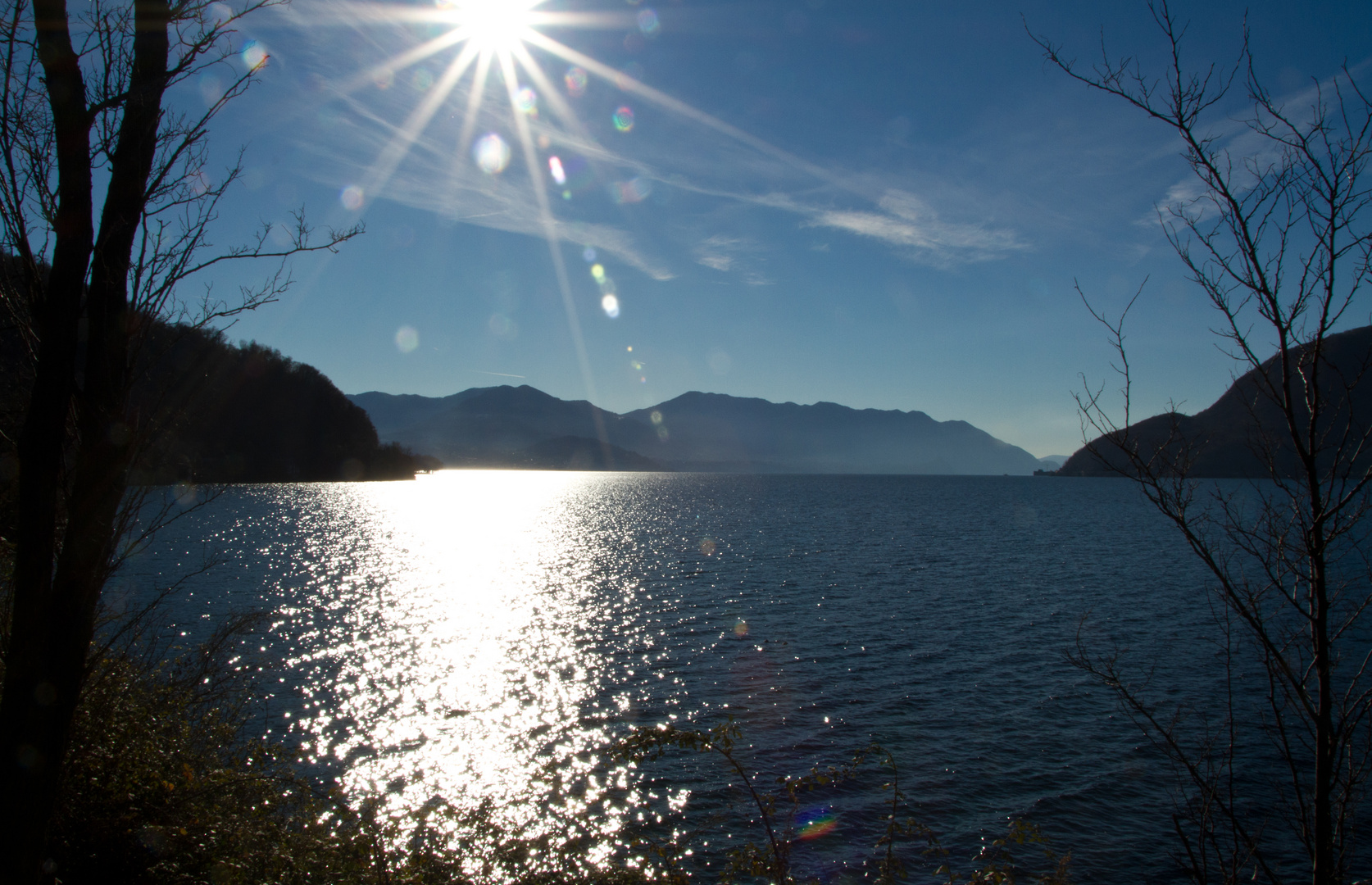 Der Lago Maggiore