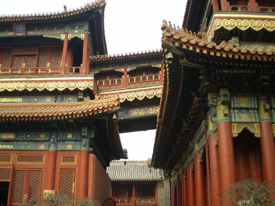 Der Lama-Tempel in Peking