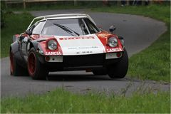 Der Lancia Stratos in seinem Element