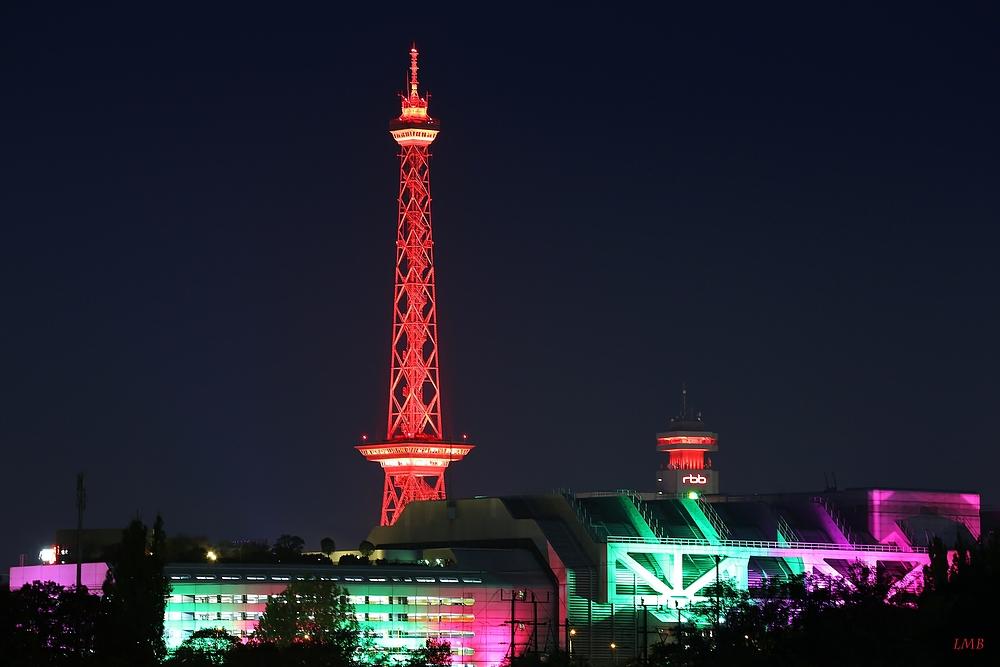 Der 'Lange' als Leuchtturm