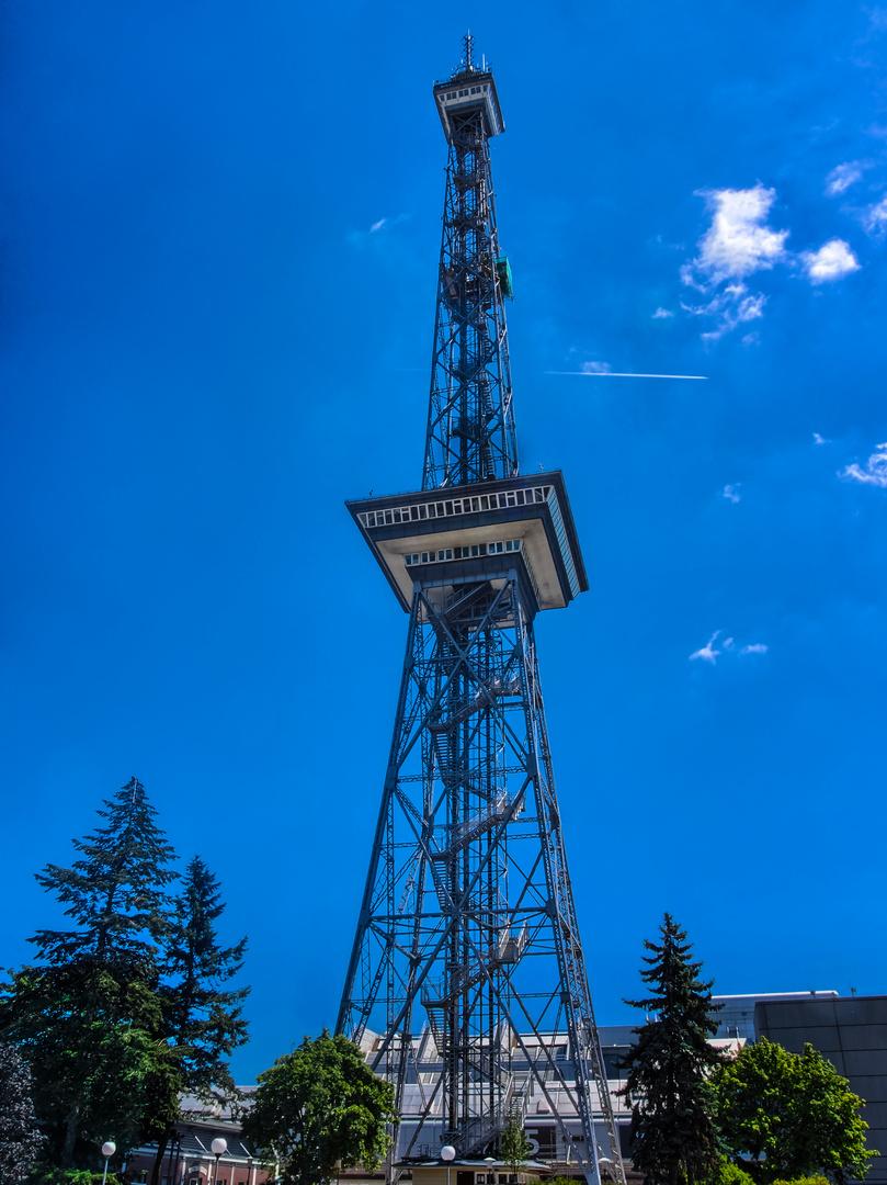 Der Lange Lulatsch alias Funkturm