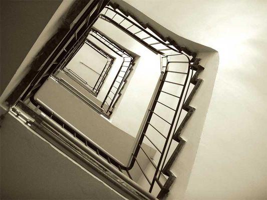 der lange Weg nach da oben...;-)