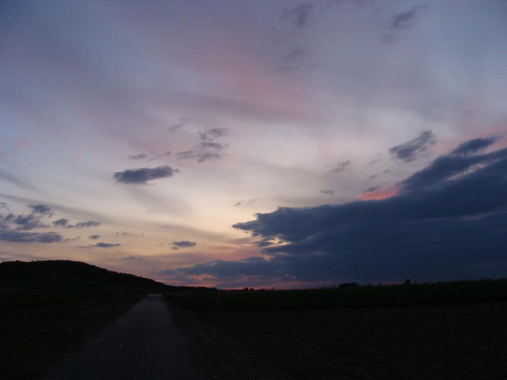 der lange Weg zu Himmel