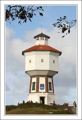 Der Langeooger Wasserturm...