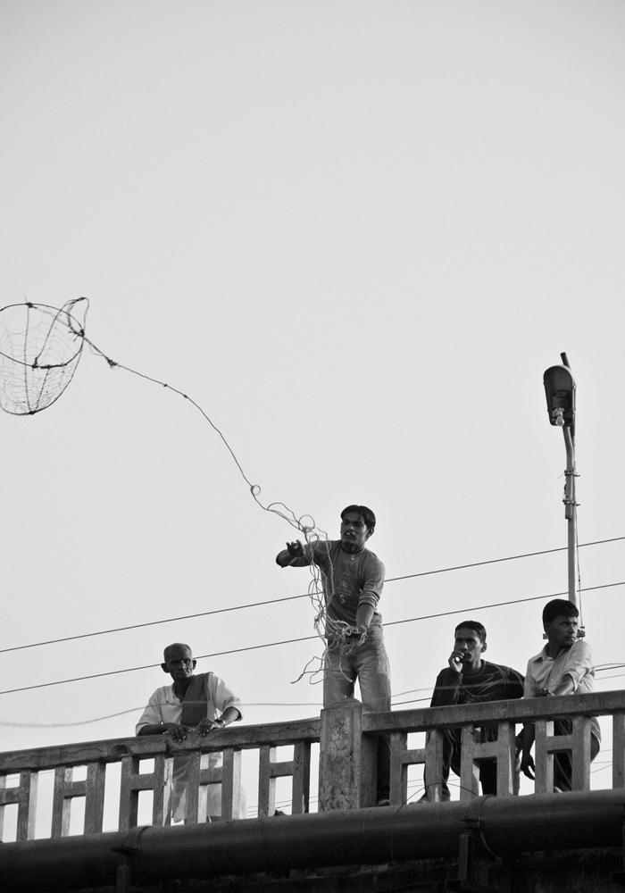 Der Lauf der Dinge – am Ganges.