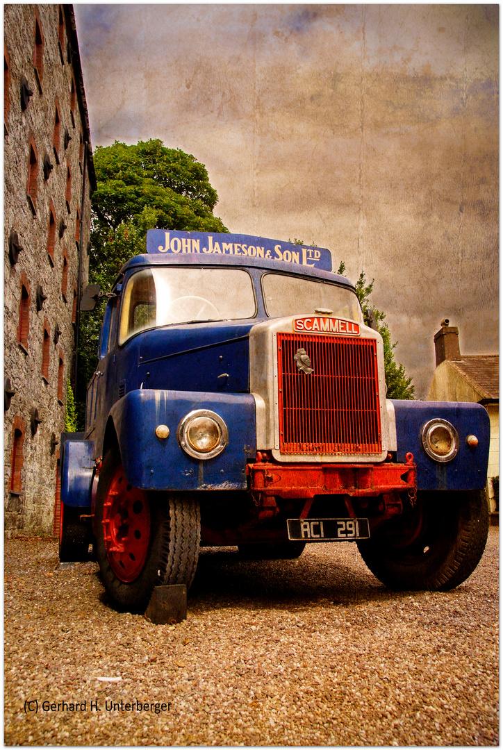 Der legendäre Jameson Truck!