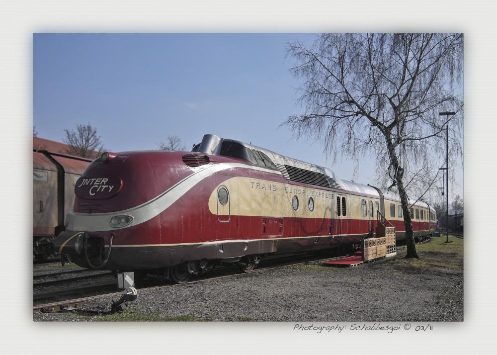 Der legendäre TEE - Trans Europ Express