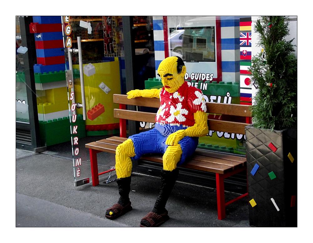 Der Lego-Mann