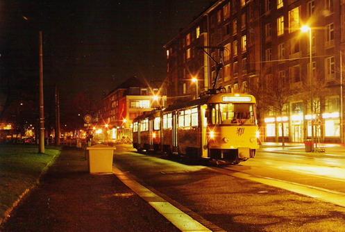 Der letzte an der Wallstraße