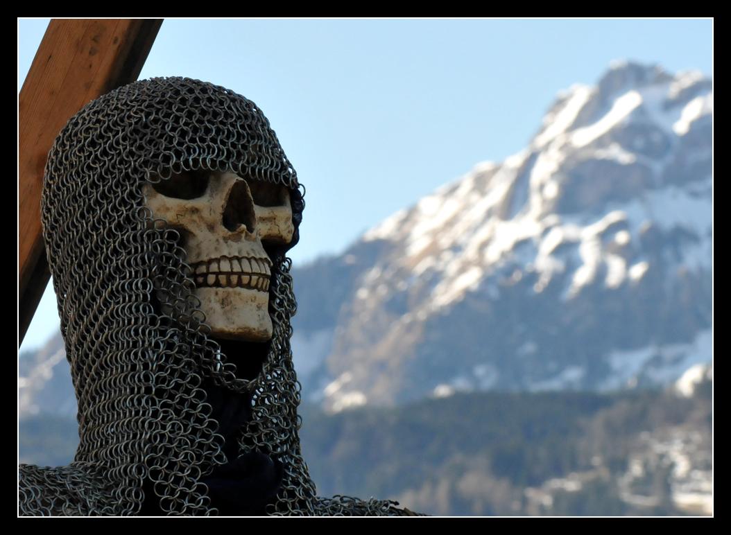 der letzte Ritter der Zentralschweiz
