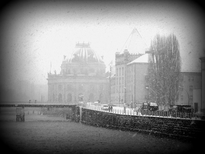 Der letzte Schnee ...