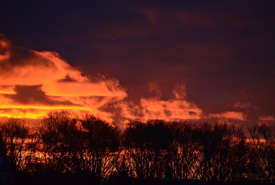 Der letzte Sonnenaufgang...