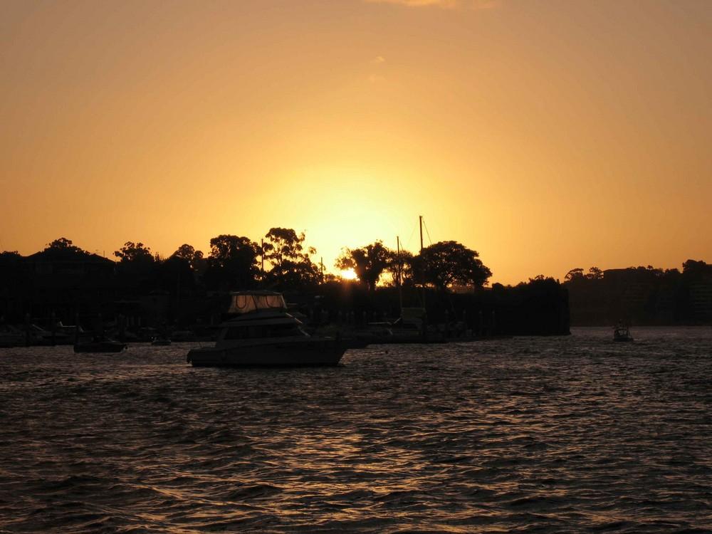 Der letzte Sonnenuntergang...