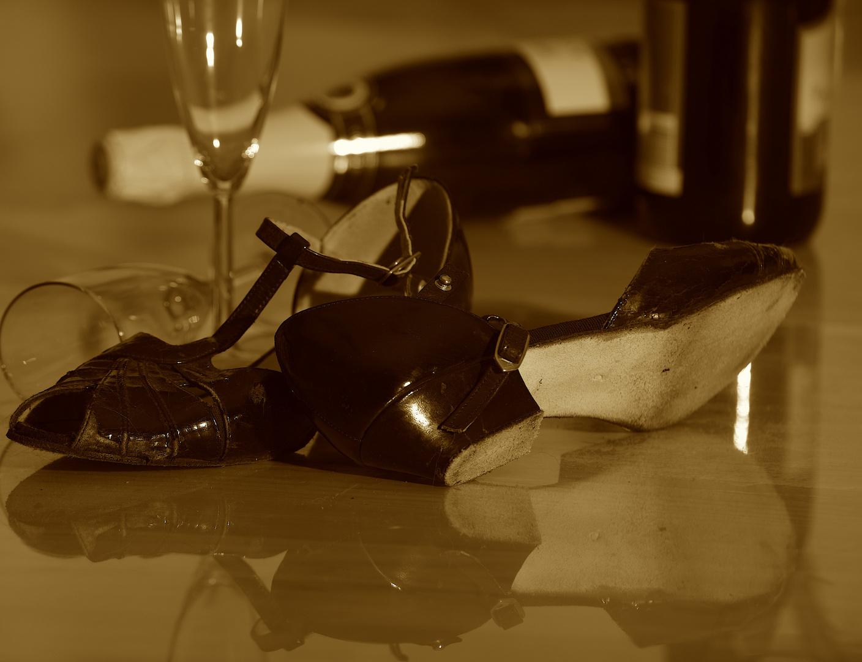 .....der letzte Tango