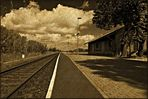Der letzte Zug...
