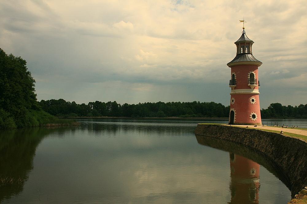 Der Leuchtturm...