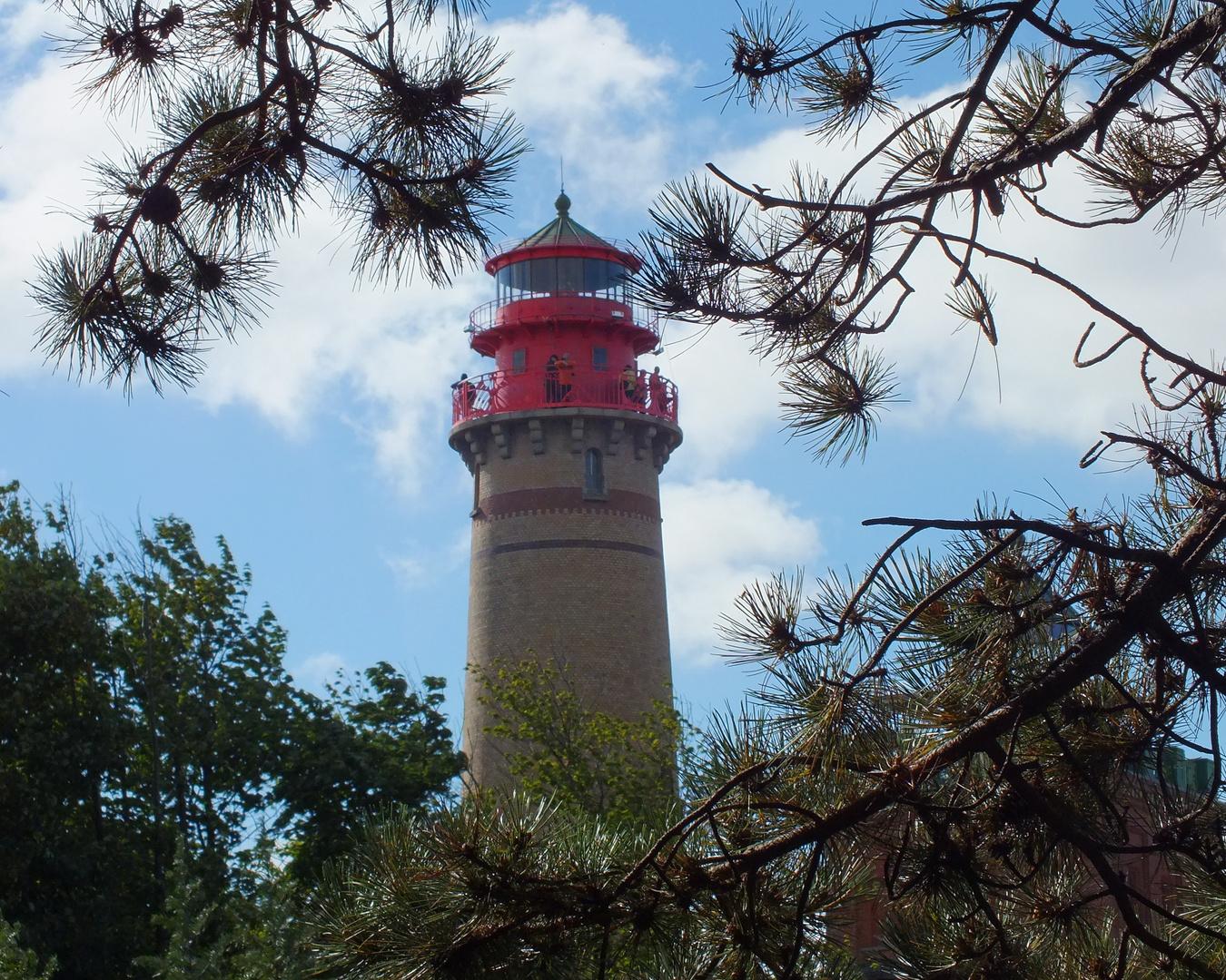 Der Leuchtturm von Kap Arkona