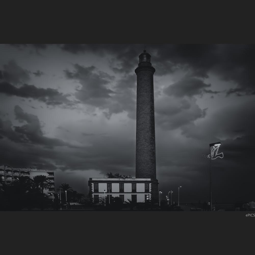 Der Leuchtturm von Maspalomas