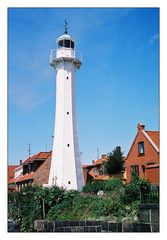 Der Leuchtturm von Roenne ...