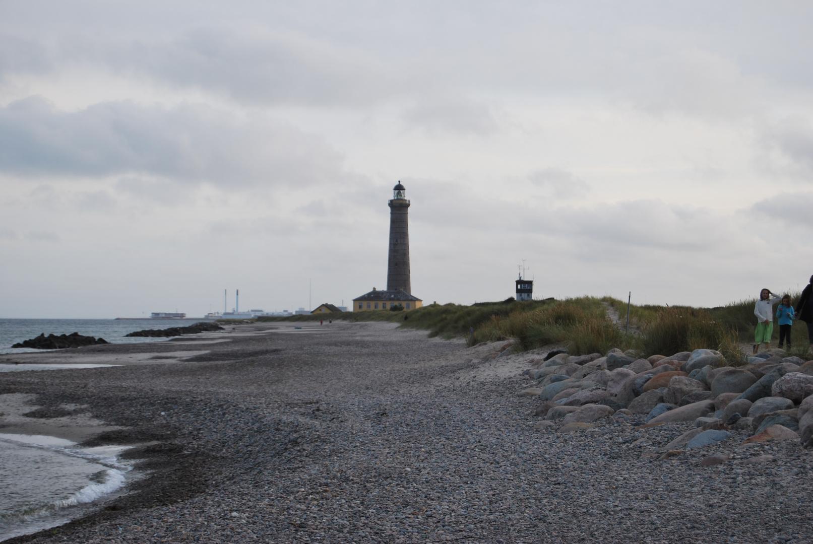 Der Leuchtturm von Skagen - 2