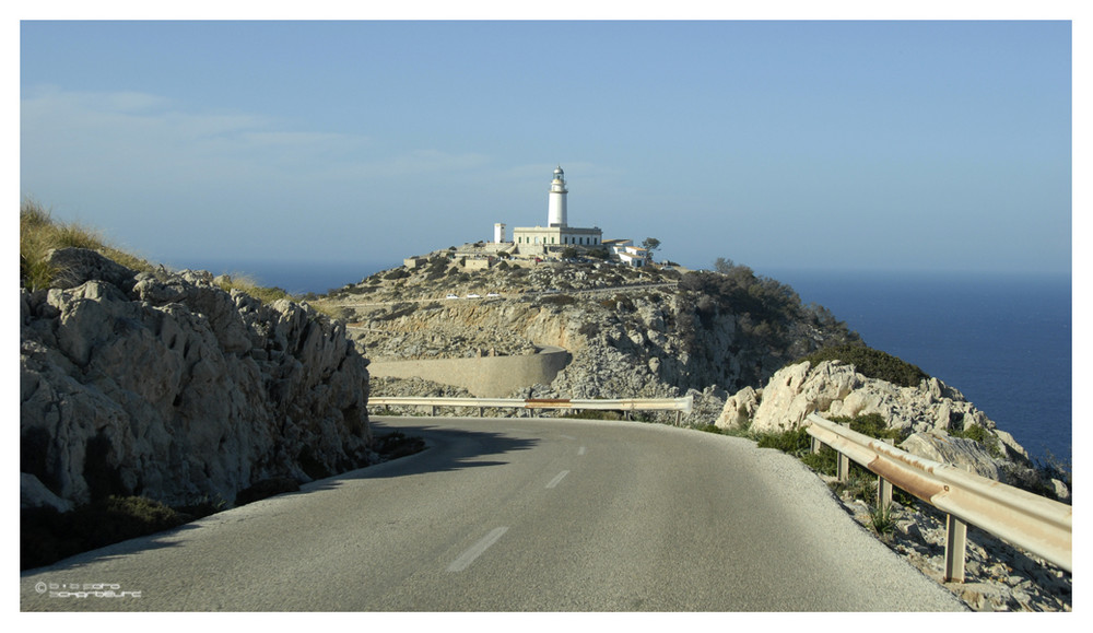 Der Leuchturm am Cap de Formentor