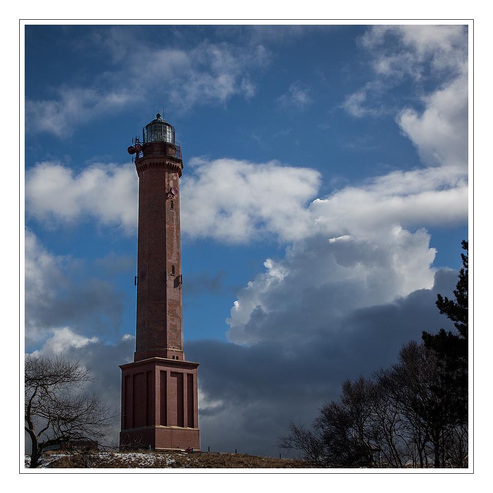 Der Leuchturm ...