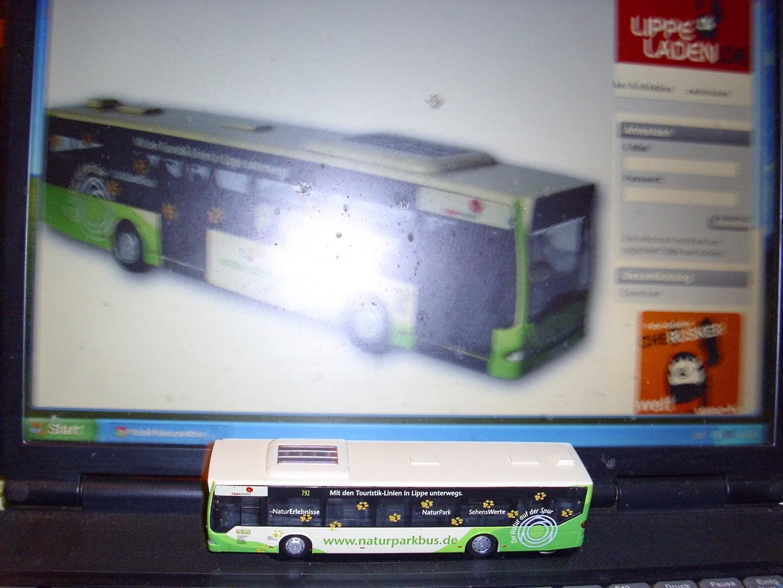 Der lippische Naturparkbus