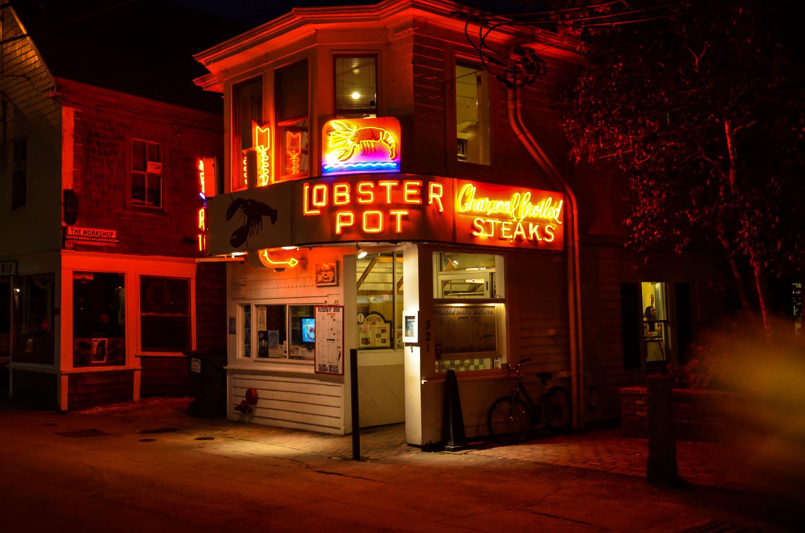 Der Lobster Pot in Provincetown