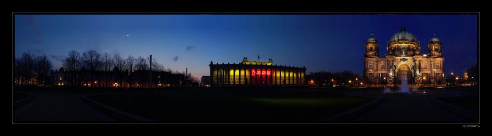 Der Lustgarten von Berlin (200°)