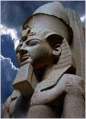 Der mächtige Pharao