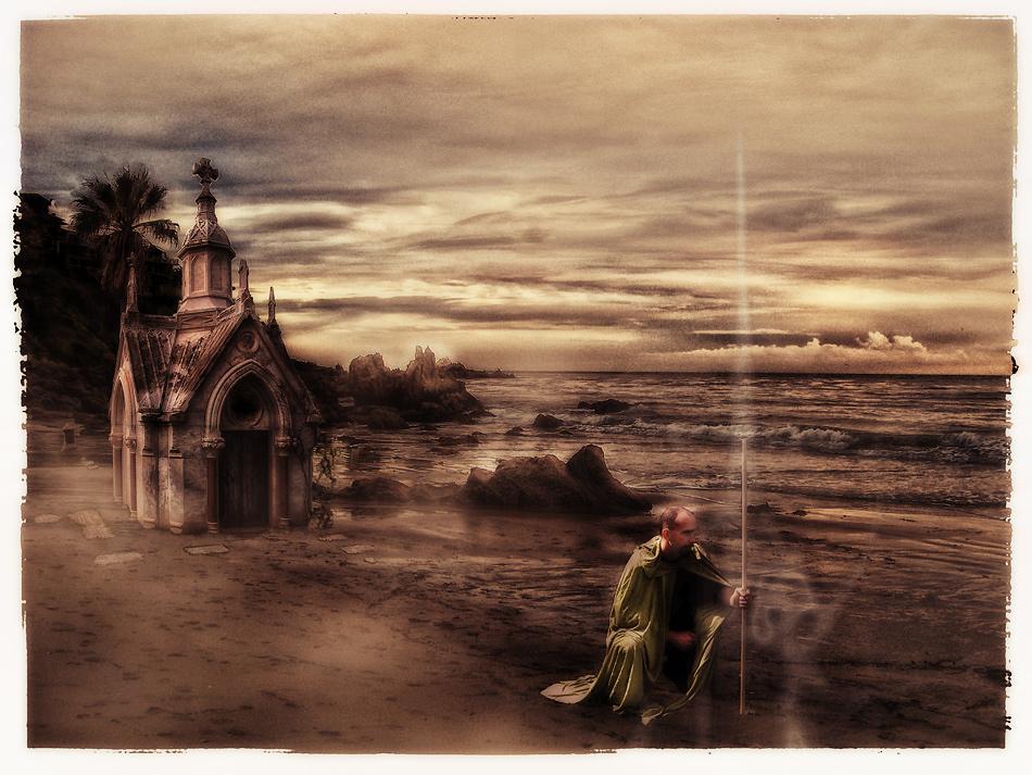 Der Magier und das Meer...