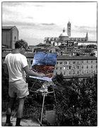 Der Maler und sein Modell