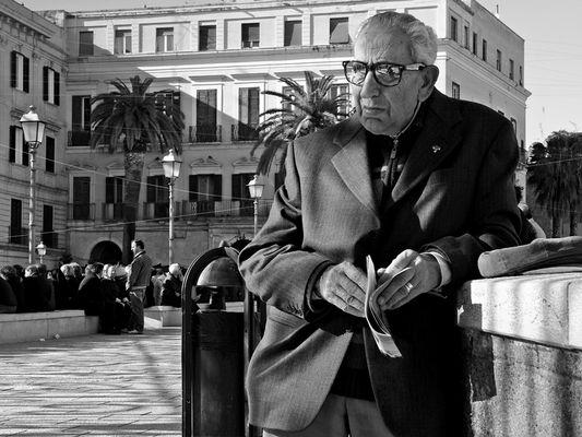 Der Mann aus Bari