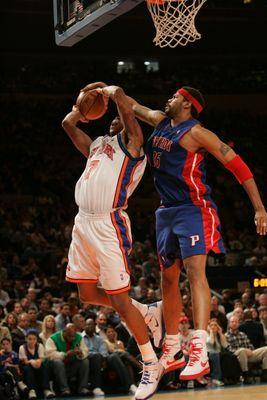 Der Mann fürs Grobe bei den Detroit Pistons - NBA