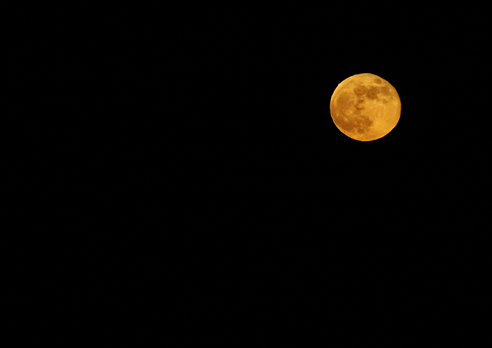 ~~der Mann im Mond~~