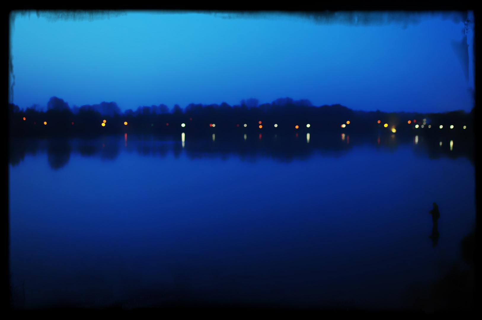 - Der Mann im See -