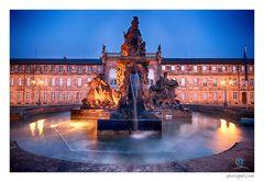 Der Markgrafenbrunnen