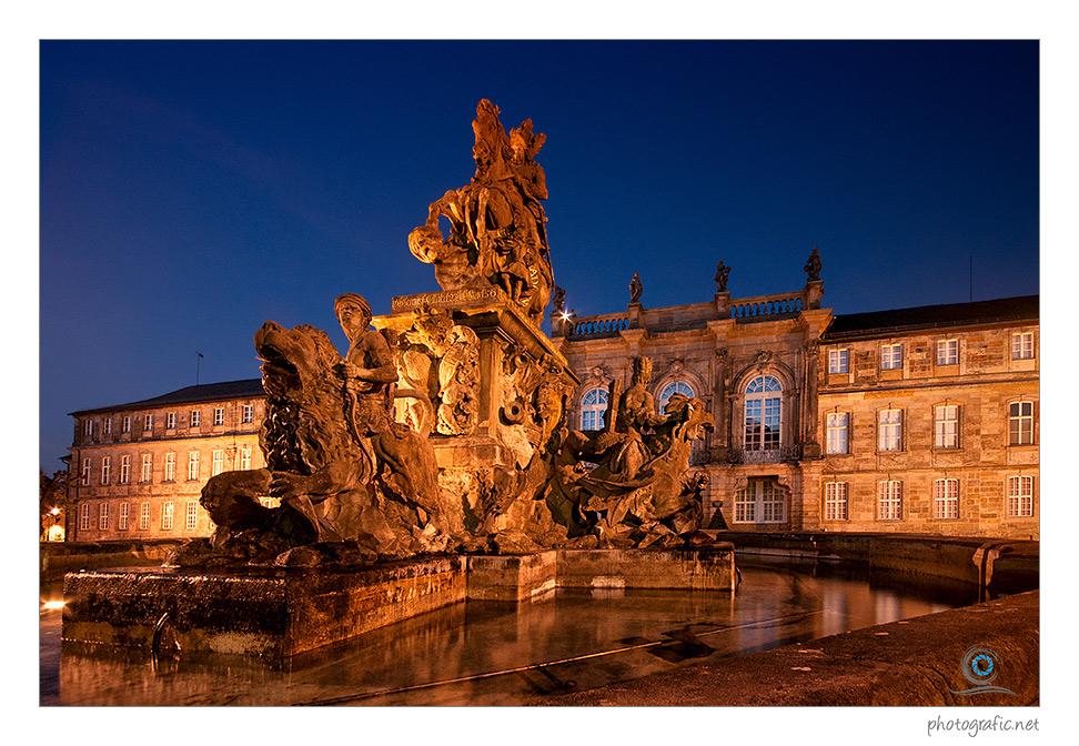 Der Markgrafenbrunnen II