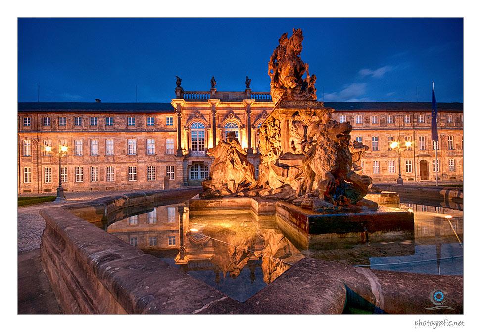 Der Markgrafenbrunnen III