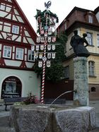 """Der Marktbrunnen"""