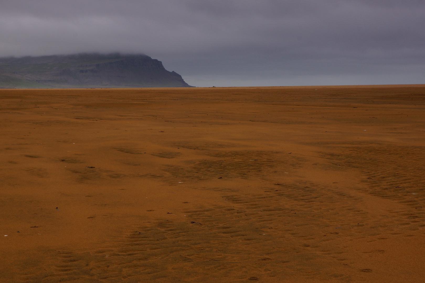Der Mars?