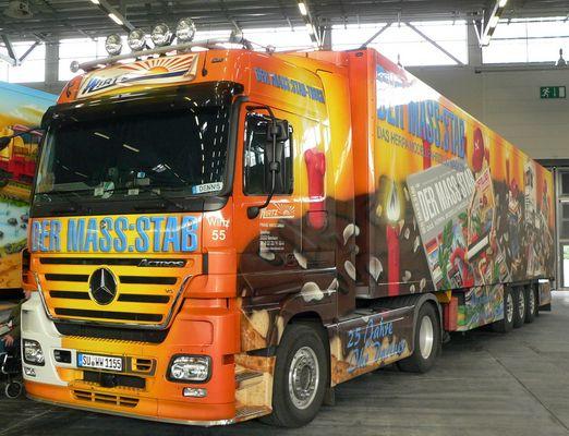 Der Mass:Stab-Truck