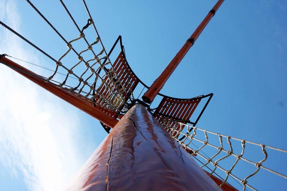 Der Mast