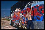 Der Mauer-Sprayer