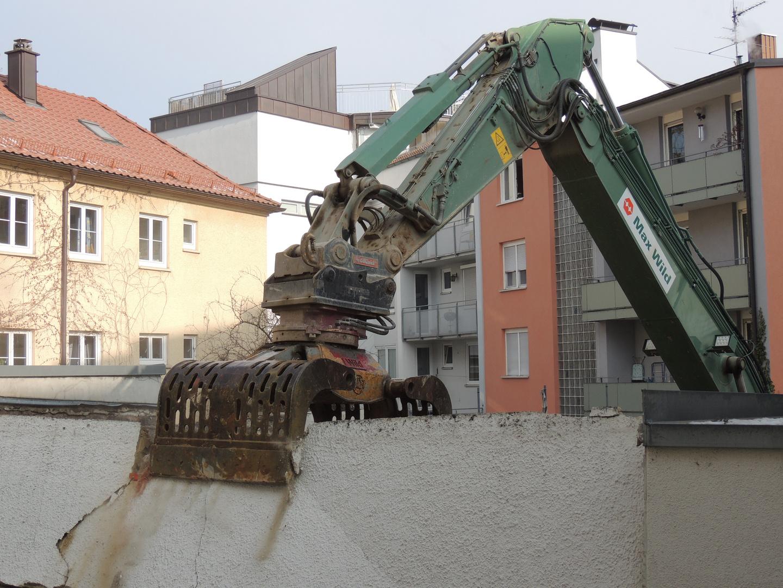 Der Mauerfall..... 2013