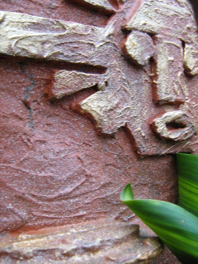 Der Maya-Gott im Terra