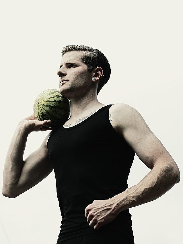der melonenstosser