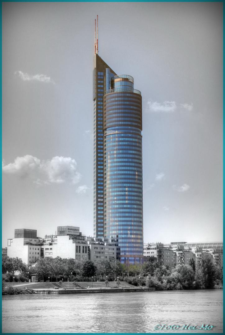 Der Milleniums Tower in Wien