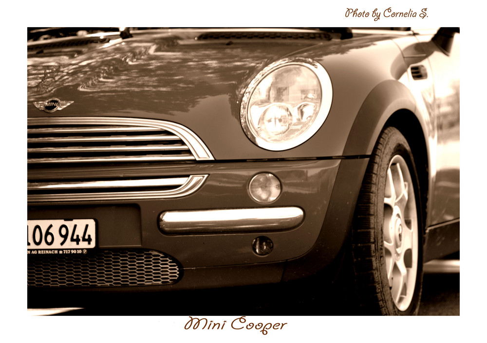 Der Mini Cooper